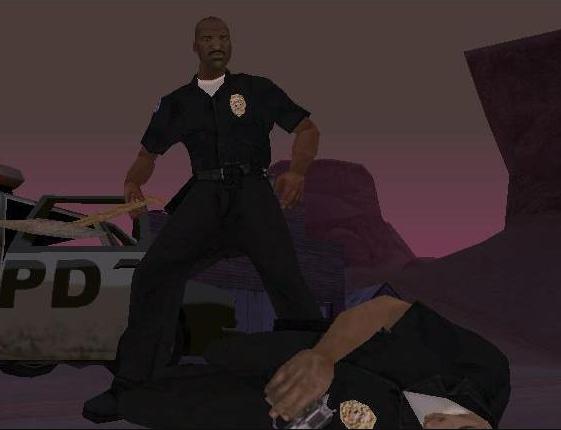 GTA5之人物传:汤普尼插图1