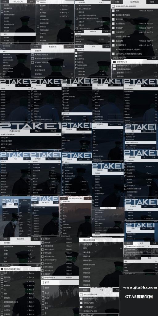 2TAke1功能图插图